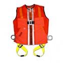 Construction Tux Vest Harness - MESH