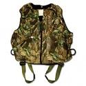 Construction Tux Vest Harness - Camouflage
