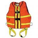 Construction Tux Vest Harness - Flotation