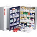 First Aid Cabinet 4-Shelf, 150 Person