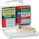 Full, Plastic First Aid Kit