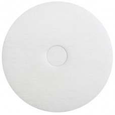 White Polish Pad - Non Abrasive