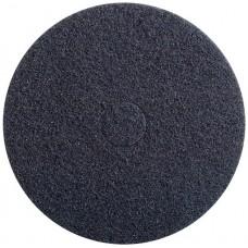 Black Stripping Floor Pad