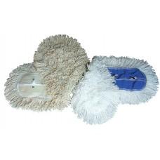 Dust Mop Cotton Yarn - White