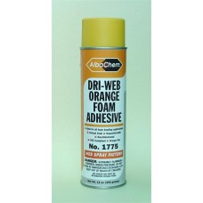 Dri-Web Orange Foam Adhesive