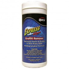 Express Wipes Graffiti Remover