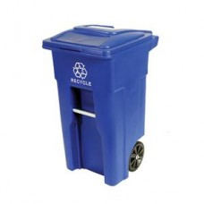 Two Wheel Recycling Carts