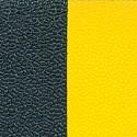 Tuff-Spun Safe-N-Easy Black w/Yellow Borders