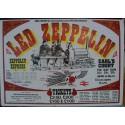 Led Zeppelin Earls Court 1975 Poster