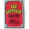 Led Zeppelin Earls Court 1975 Programme