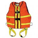 Construction Tux Vest Harness - Flotation